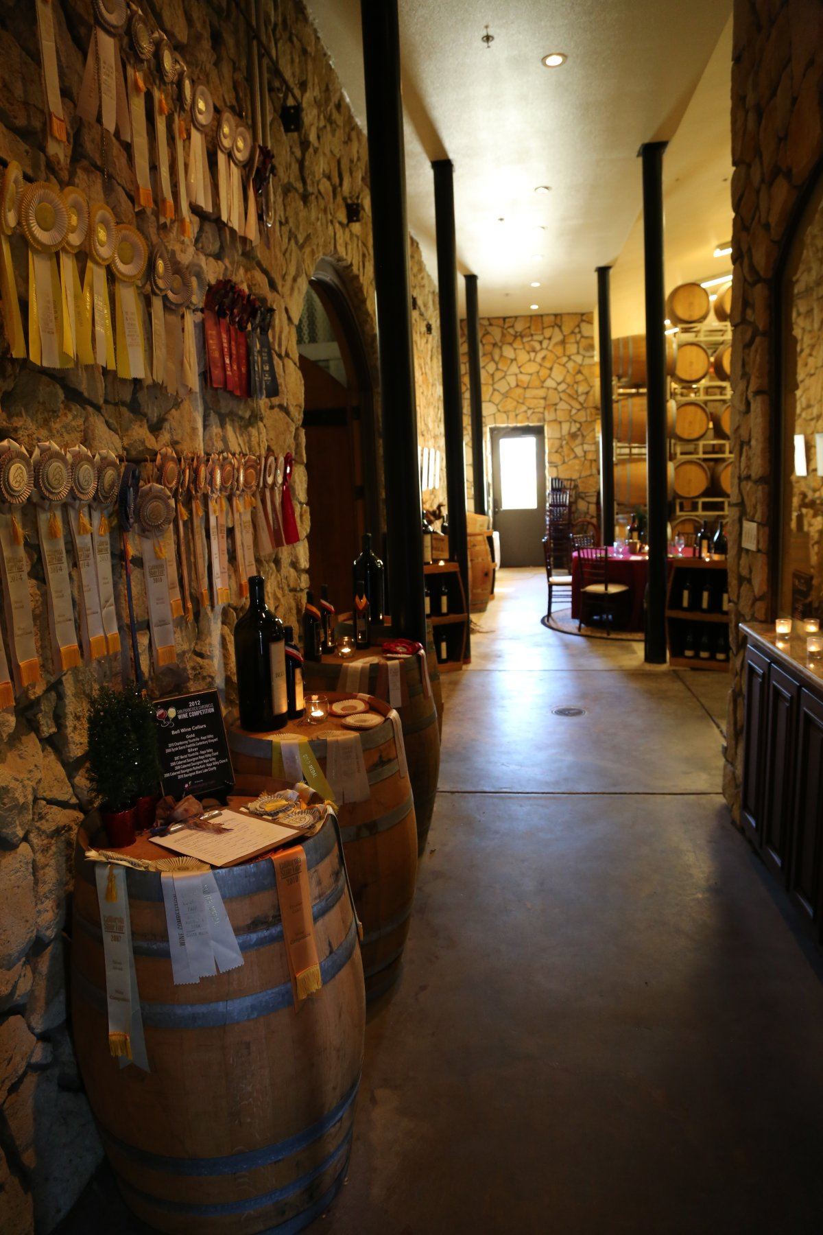 Bell Wine Cellars The Napa Wine Project