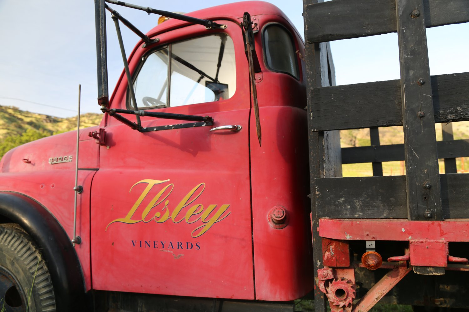 Ilsley Vineyards - The Napa Wine Project