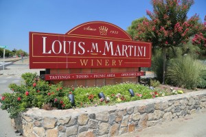 Louis-Martini-Sign