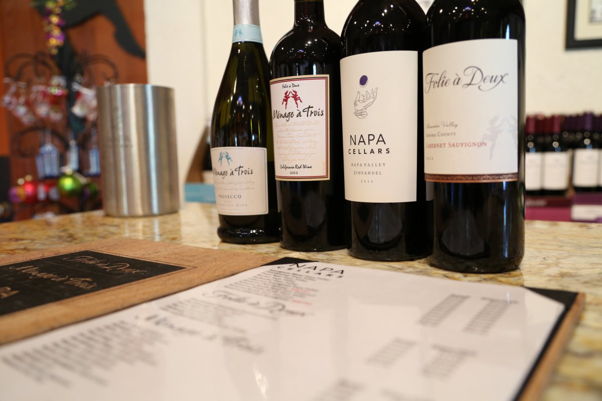NOTE This review has been identified as needing a *major* update. & Napa Cellars - The Napa Wine Project