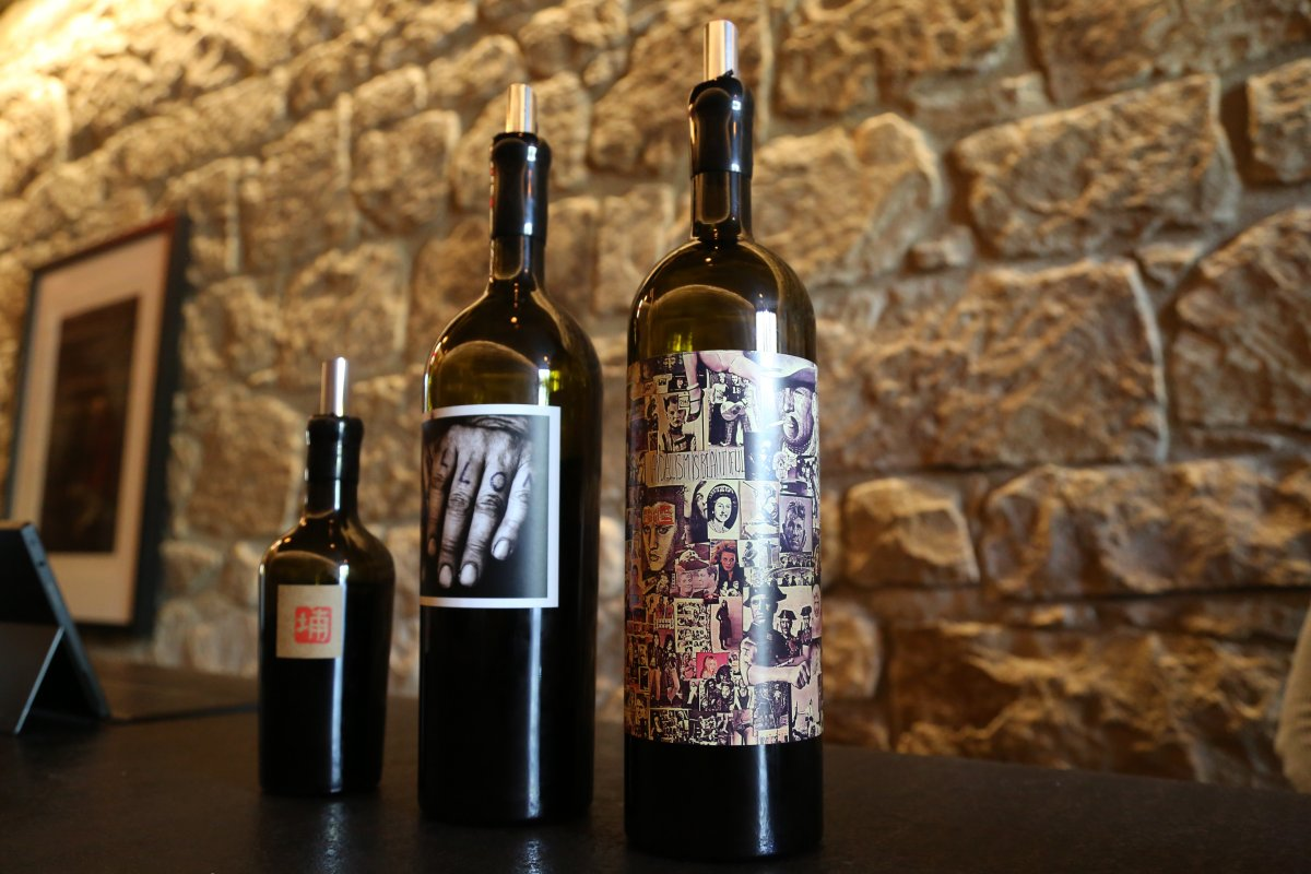 Orin Swift Cellars The Napa Wine Project