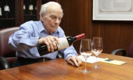 Interview, Peter Mondavi Senior – Charles Krug Winery