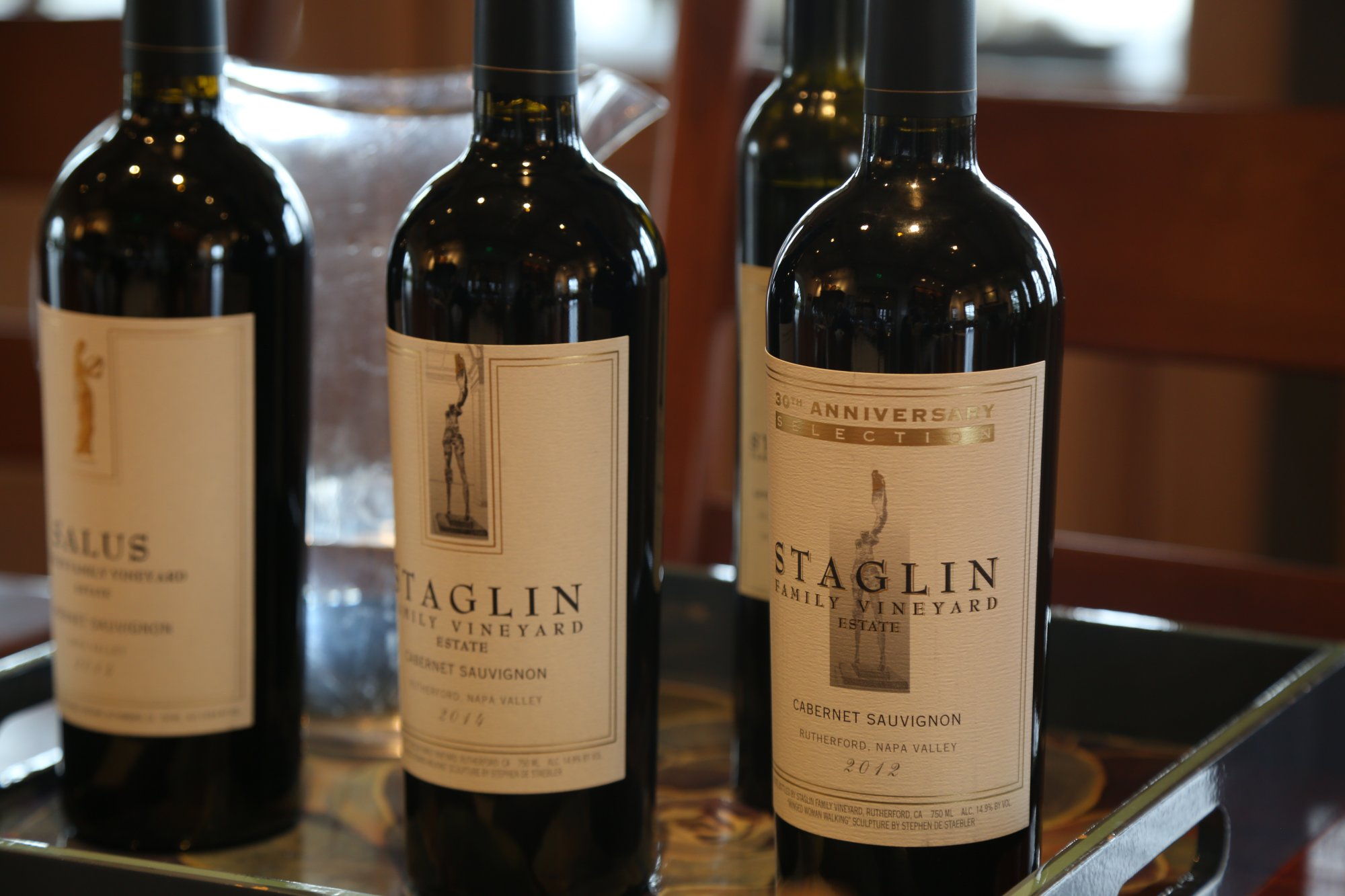 Staglin Family Vineyard The Napa Wine Project