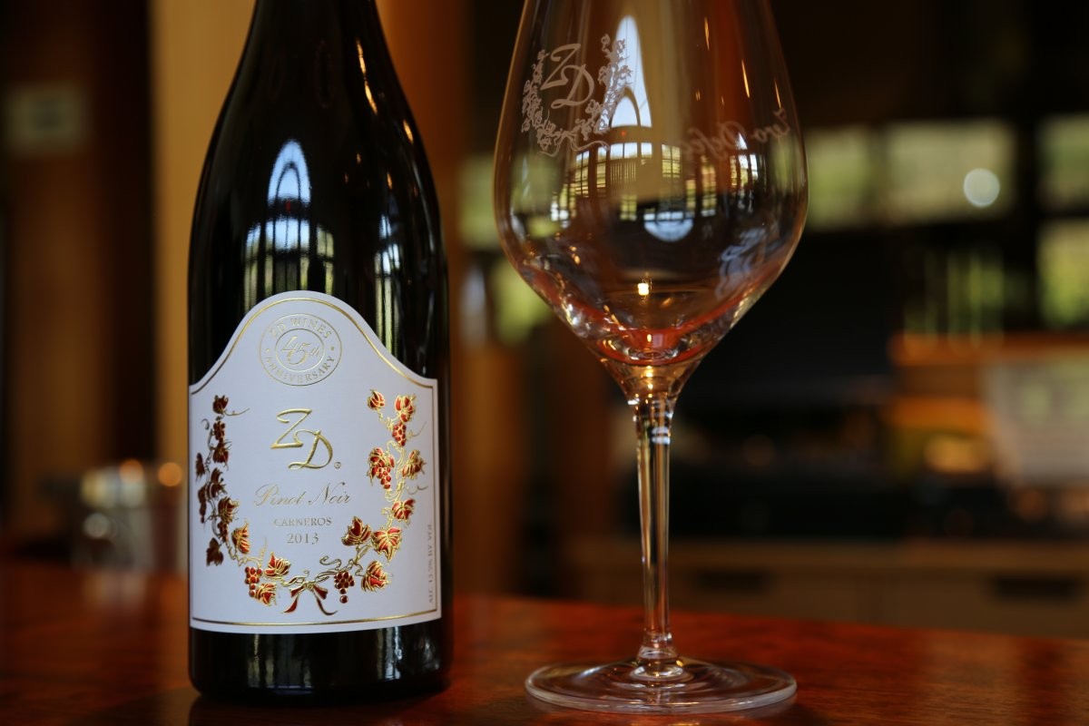 Zd winery coupons