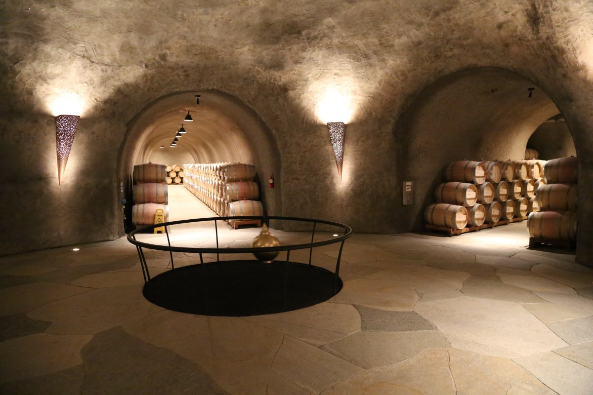 Stag S Leap Wine Cellars The Napa Wine Project