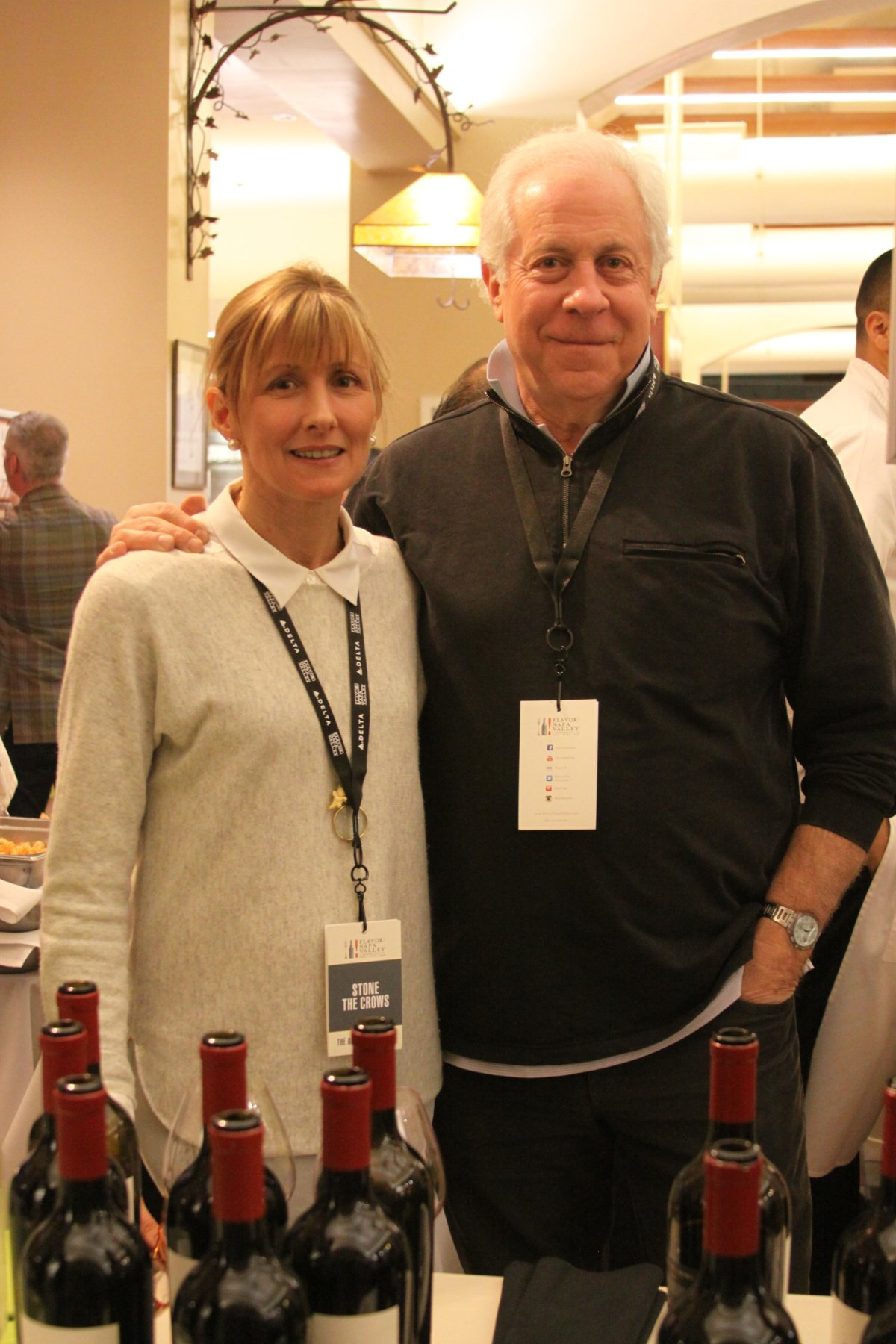Appellation Trail Tasting Flavor Napa Valley 2013 The