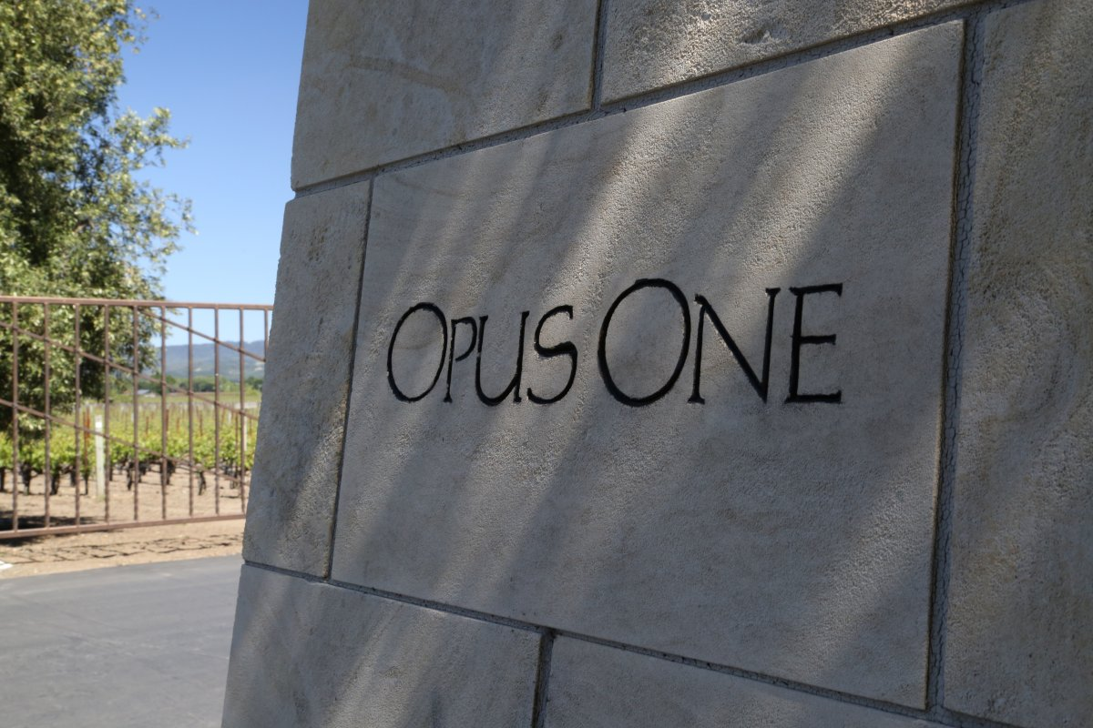 Opus One The Napa Wine Project