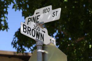 Pine-Brown-Napa